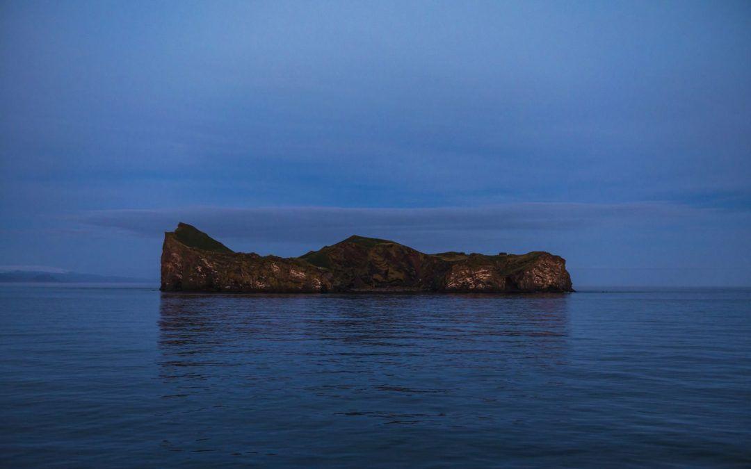 Ijsland's Westman eilandenVestmannaeyjar