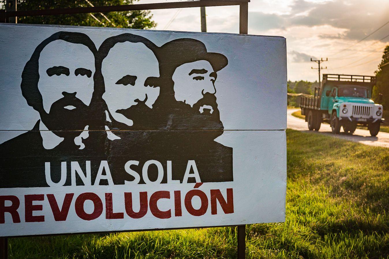 Cuba: a remarkable historyRevolución o muerte