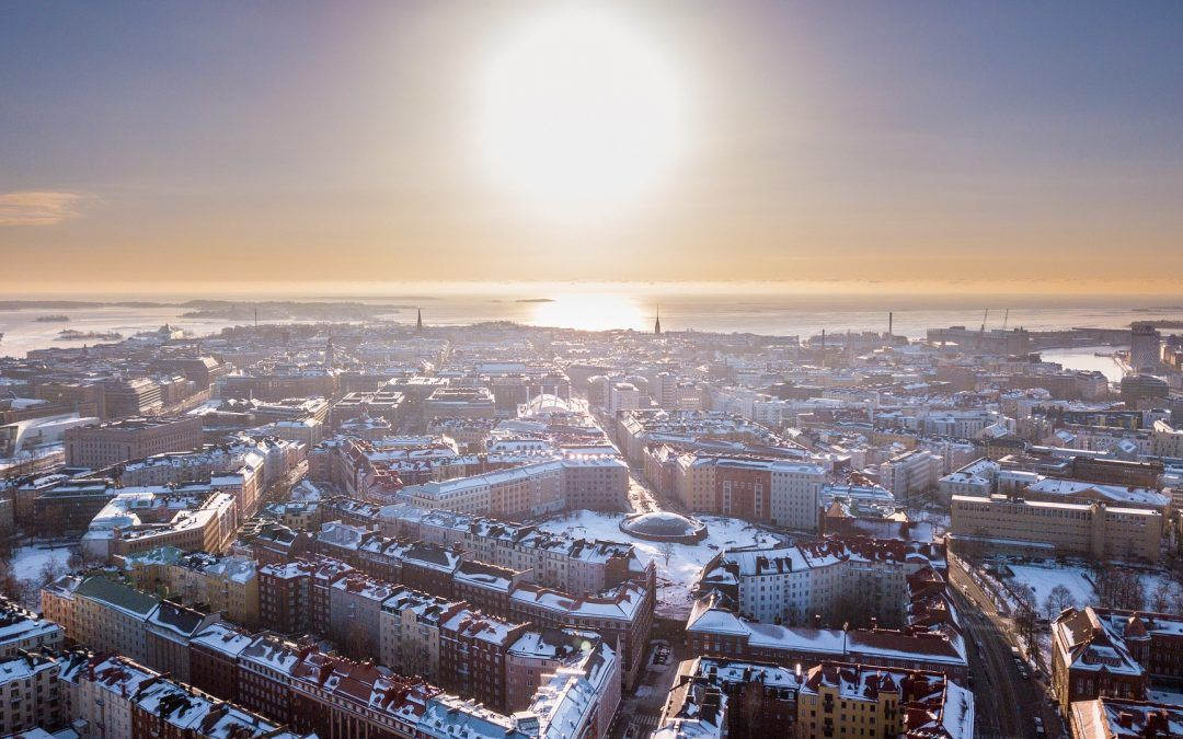 City TripHeart-warming Helsinki