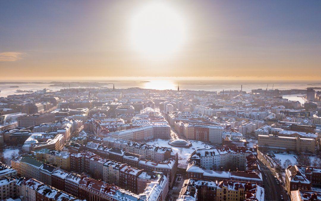 StadsreportageHartverwarmend Helsinki